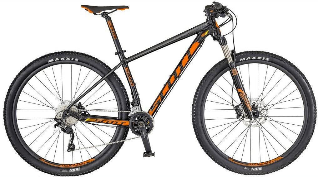 Bicicleta Scott Scale 970  - 2018