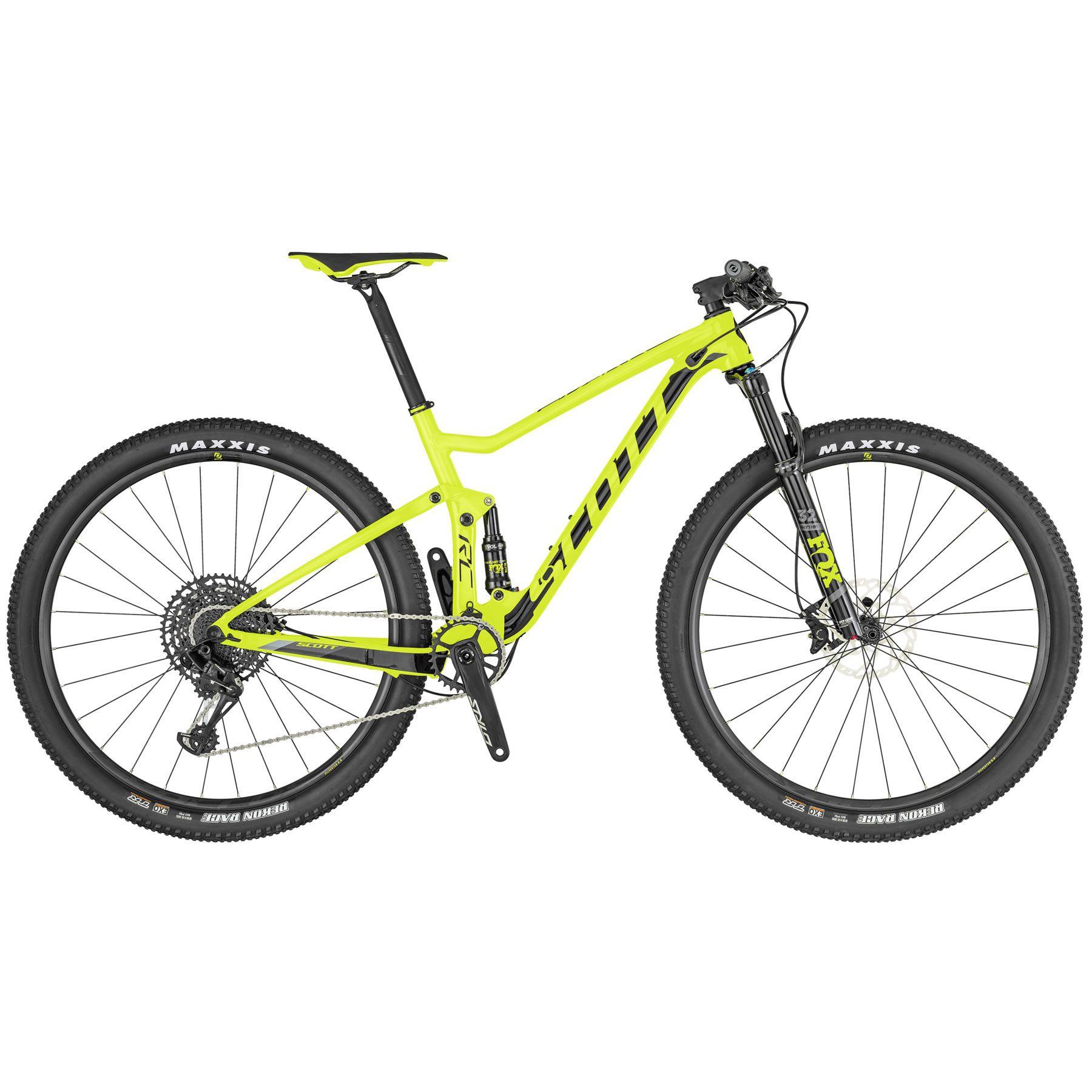 Bicicleta Scott Spark RC 900 Comp Aro 29