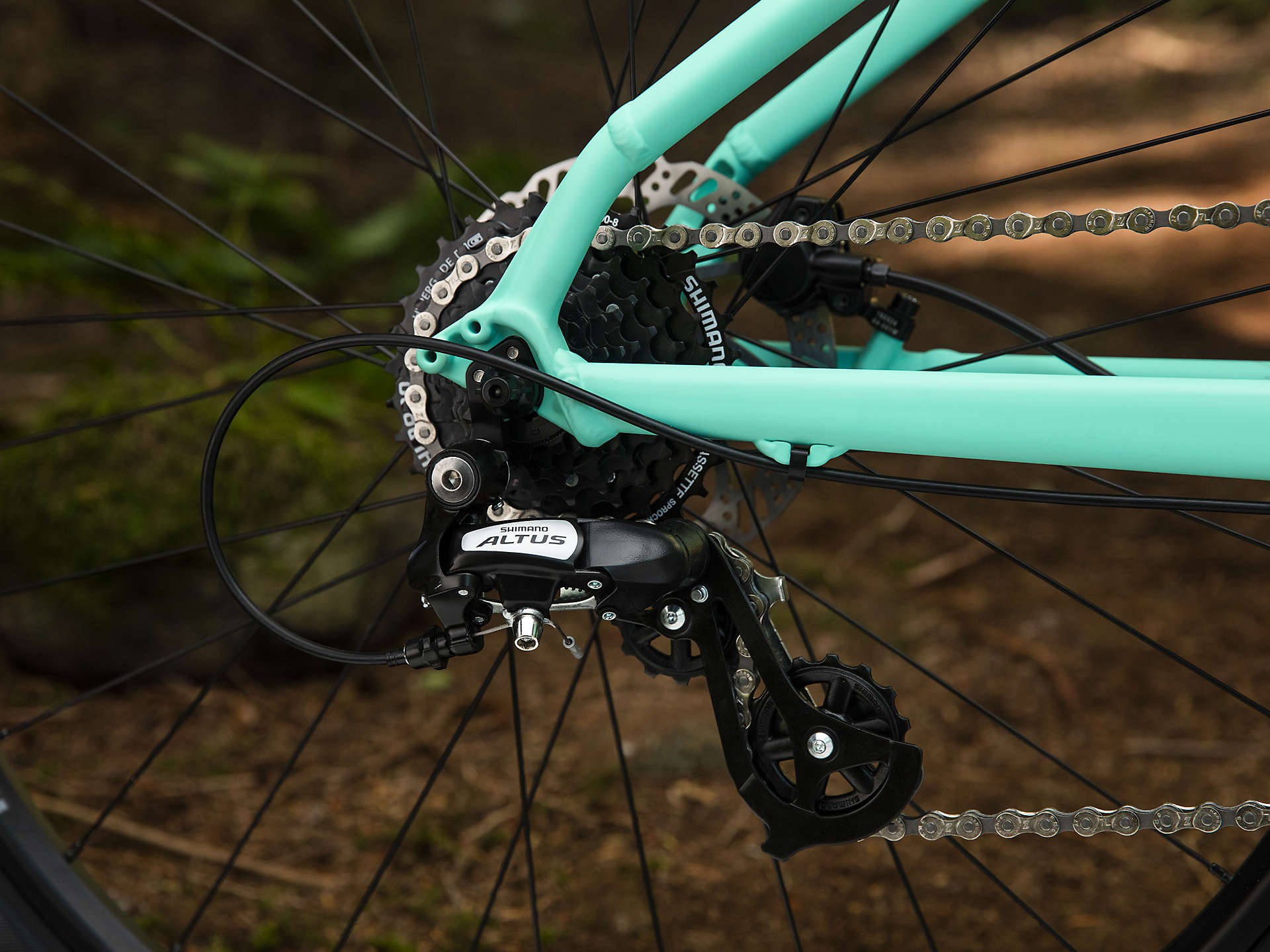 Bicicleta Trek Marlin 6 Feminina - R$3.499,00