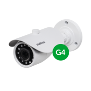 Câmera Bullet Infravermelho Híbrida Intelbras VM 3120 IR G4 - AHD 720p e Analógica 1000 Linhas