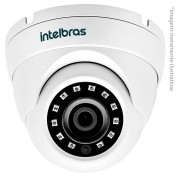 Câmera Dome Infravermelho Multi HD 4 em 1 Intelbras VHD 3120 D G3 HD 720p 2,8mm