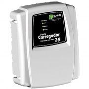Carregador Eletronico Com Timer Ipec 2A