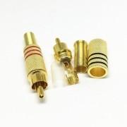 Conector RCA Macho Mola  A7
