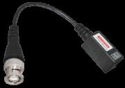 Conector Vídeo Balun Passivo  Analógico Para CFTV
