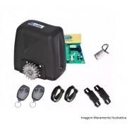 Kit Motor Automatizador Portão Deslizante Nano Turbo Rossi 220V