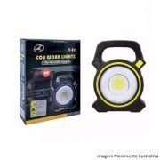 Lanterna Farolete JY-819 Carregar Energia Solar 10W
