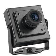 Mini Câmera IR Color CCD 507 1000 TVL 3,6mm