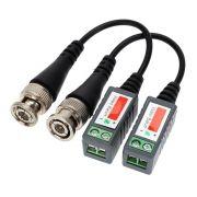 Conector Vídeo Balun AHD/ HDCVI / HDTVI Para CFTV