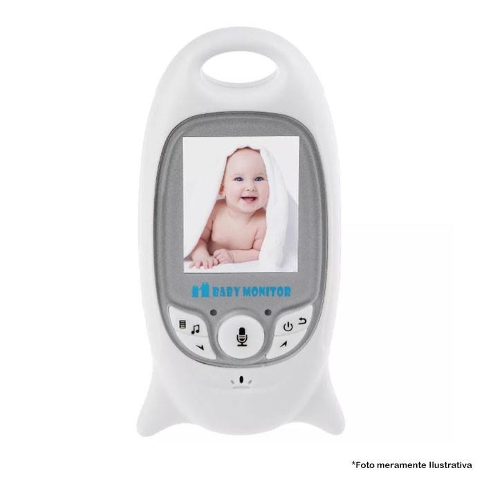 Baba Eletrônica Monitor de Vídeo Digital Visão Noturna