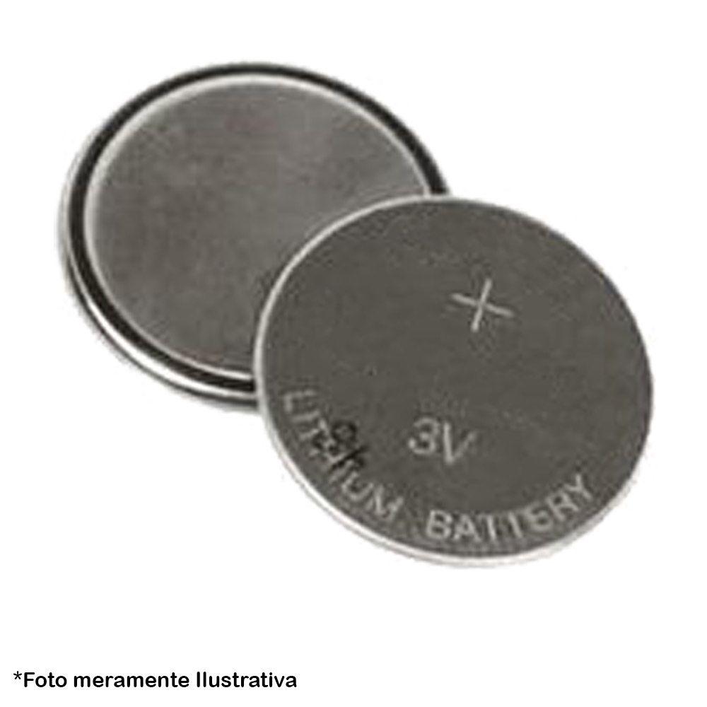 Bateria Lithium BAP- CR2016 3V, Utilizada em Brinquedos, Calculadoras, Controles Remotos entre outros