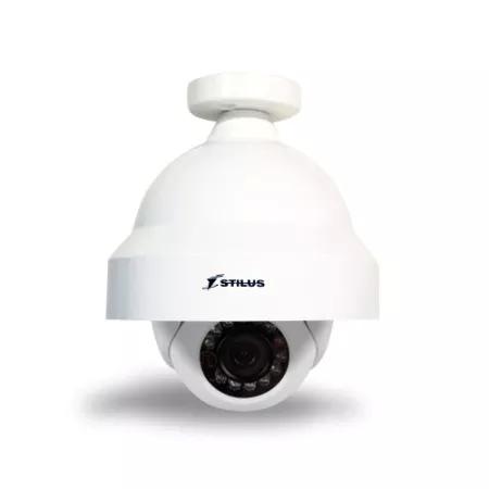 Caixa Dome Connect infra Branco Proteção