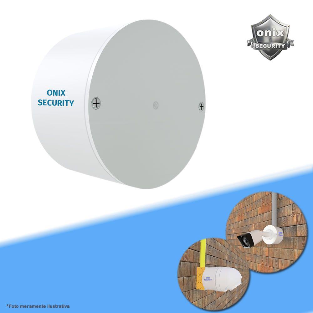 Caixa Organizadora de Câmeras para Sistemas de Segurança Onix Security