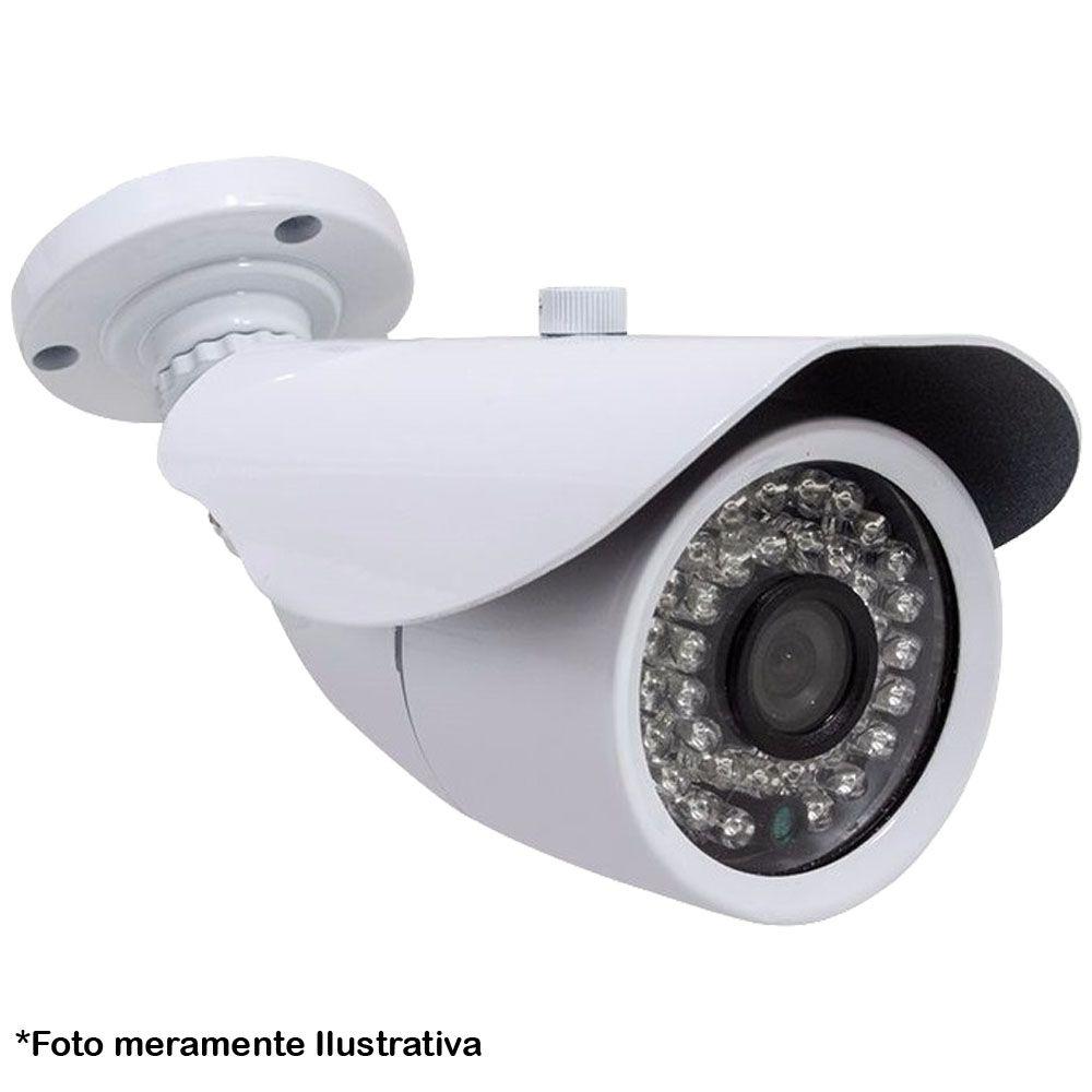 Câmera Bullet Infravermelho HDCVI 1.3 Mega Pixel 720p 3,6MM WAH 786 30 metros