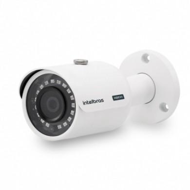 Câmera Bullet Infravermelho Multi HD 4 em 1 Intelbras VHD 3130B G3 HD 720p 2,8mm