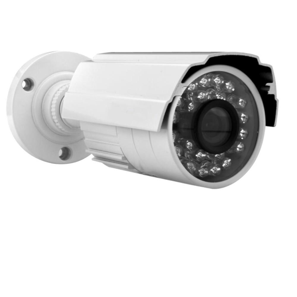 Câmera Bullet Infravermelho WAH AHD 1.3Mp HD 720P 3,6MM  Alta Resolução