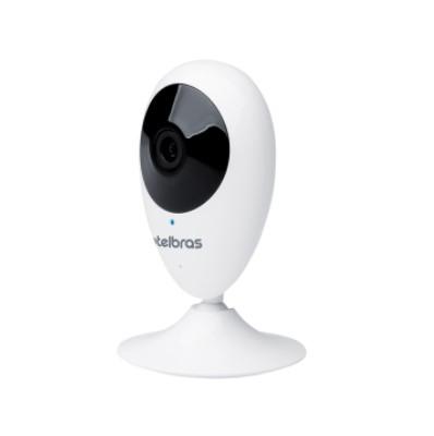 Câmera de Segurança Intelbras Wifi Sem Fio Mibo iC3 - Resolução HD 720p e Audio - Uso Interno