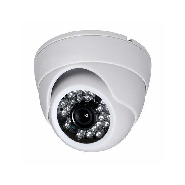 Câmera Dome Infravermelho AHD-M 1.3MP 720P 3,6MM Alta Resolução