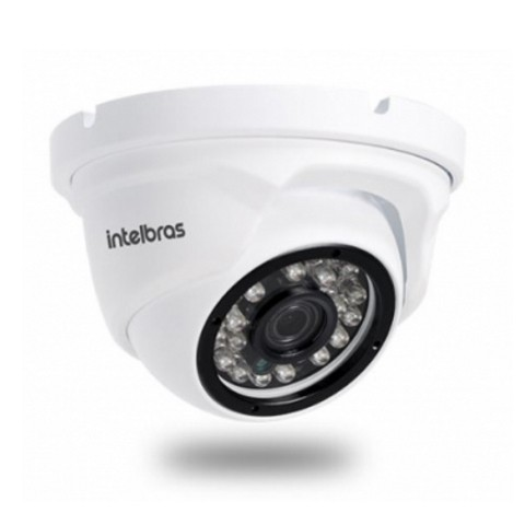 Câmera IP Dome VIP 1220 Intelbras 2.0 Mp FULL HD