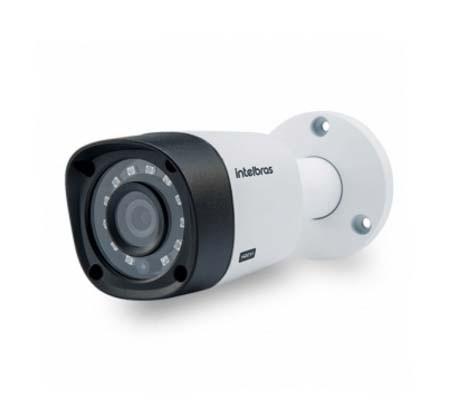Câmera Bullet Infravermelho Multi HD 4 em 1 Intelbras VHD 3120 B G3 HD 720p