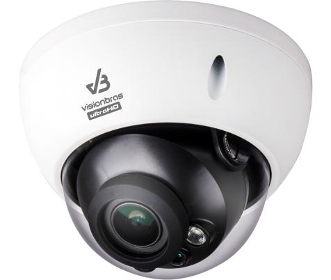 Câmera Dome Infravermelho Varifocal VISIONBRAS Ultra HD 2.7~12m 1.0MP 720p Alta Resolução