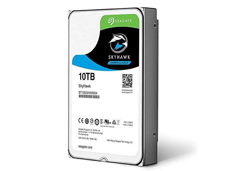 HD 10TB Surveillance SkyHawk Interno SATA3 Discos rígidos para Vigilância