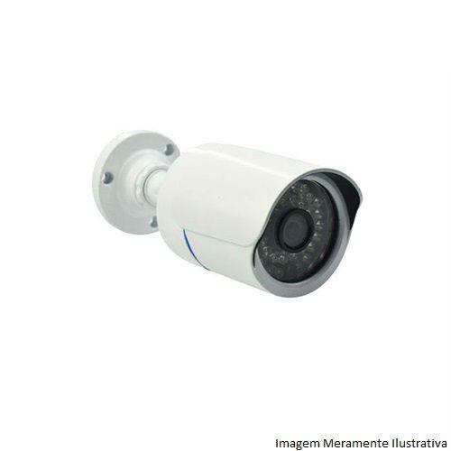 Câmera Infravermelho Bullet externa/Interna CCD Filtro IR CUT 1500 TVL 1/3 3,6MM