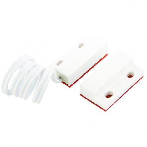 Mini sensor Magnético de Abertura com fio Stilus 5 peças