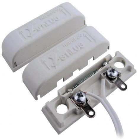 Sensor Magnético com Fio Stilus Presença Portas e Janelas