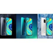 """Smartphone Xiaomi Redmi Note 9 64GB, Tela de 6,53"""", 3GB de RAM, Câmera Traseira Quádrupla, Android 10 e Processador Octa-Core"""