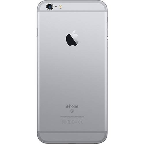 "iPhone 6s Tela Retina HD 4,7"" 3D Touch Câmera 12MP - Apple"
