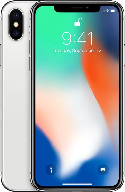 "iPhone X Tela 5.8"" IOS 11 4G Wi-Fi Câmera 12MP - Apple"