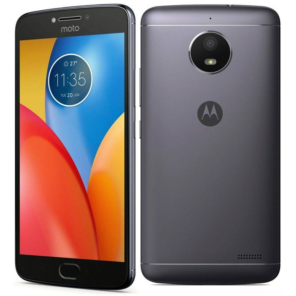 Smartphone Motorola Moto E4 16gb Tela 5.0 Polegadas Câmera 8mp Xt1762