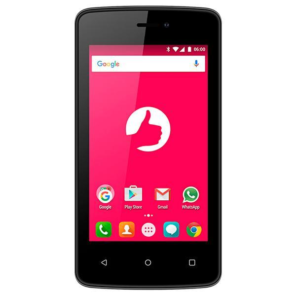 "Smartphone Positivo Twist Mini S430 Dual SIM 8GB Tela de 4"" 8MP/2MP OS 6.0"