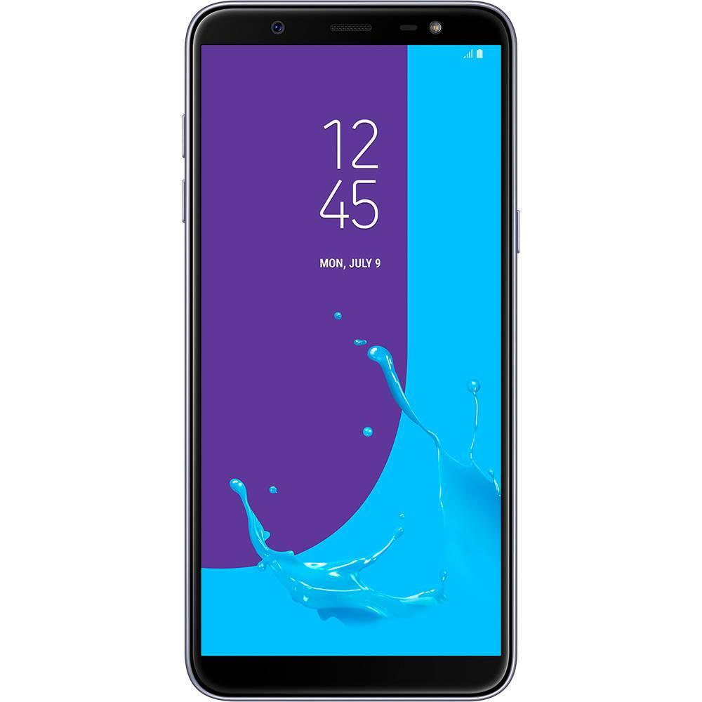 "Smartphone Samsung Galaxy J8 Dual Chip Android 8.0 Tela 6"" Octa-Core 1.8GHz 4G Câmera 16MP F1.7 + 5MP F1.9 (Dual Cam)"