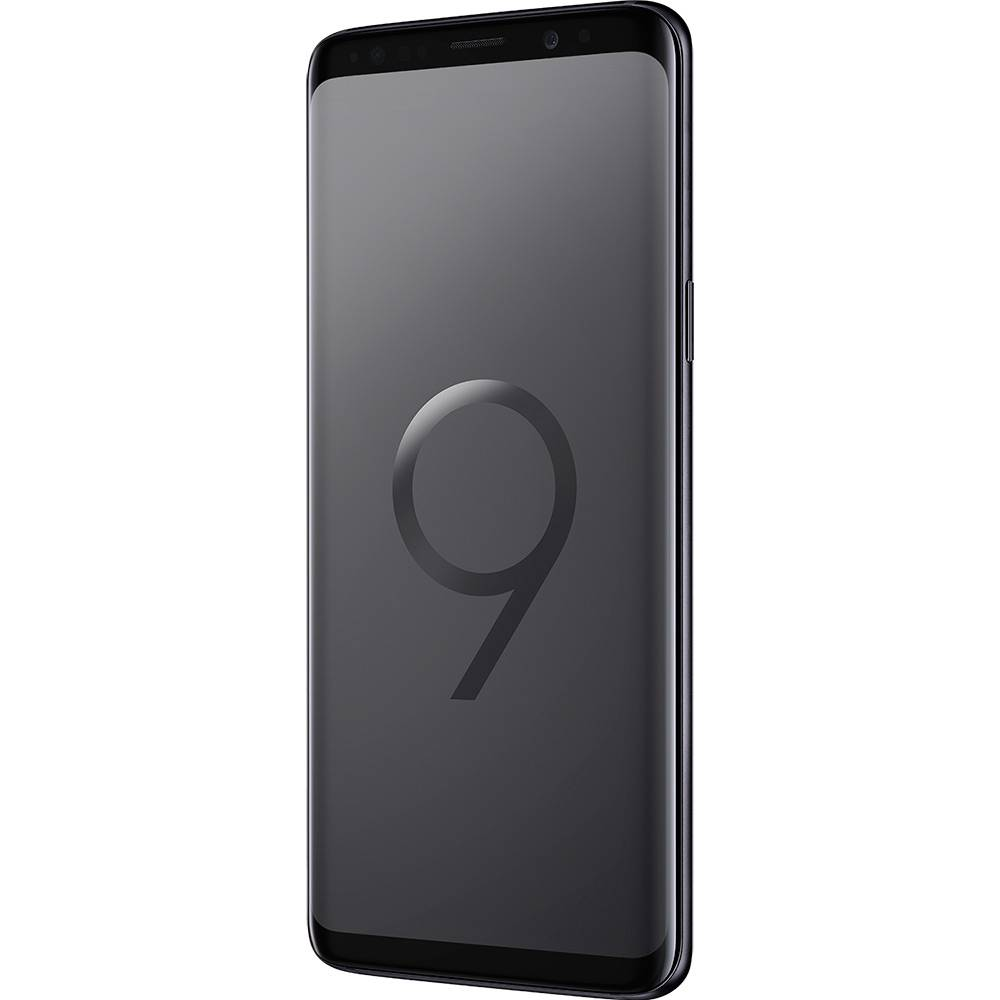 "Smartphone Samsung Galaxy S9 Dual Chip Android 8.0 Tela 5.8"" Octa-Core 2.8GHz 64GB 4G Câmera 12MP"