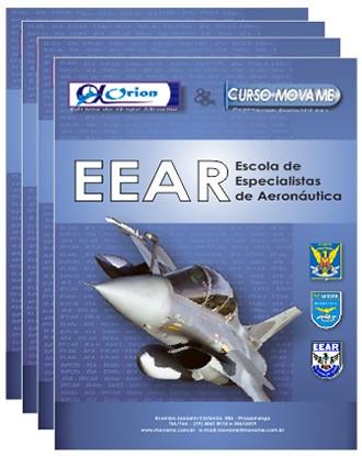 Conjunto Completo EEAr  - MOVAME CURSOS EDUCACIONAIS