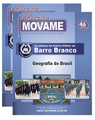 Apostila Geografia Barro Branco - APMBB  - MOVAME CURSOS EDUCACIONAIS