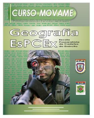 Geografia EsPCEx  - MOVAME CURSOS EDUCACIONAIS