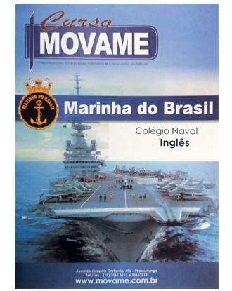 Inglês Colégio Naval   - MOVAME CURSOS EDUCACIONAIS