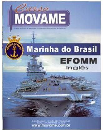 Inglês EFOMM  - MOVAME CURSOS EDUCACIONAIS