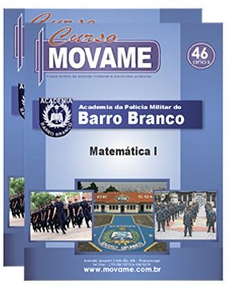 Matemática Barro Branco  - MOVAME CURSOS EDUCACIONAIS