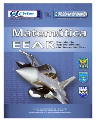 Matemática EEAr  - MOVAME CURSOS EDUCACIONAIS