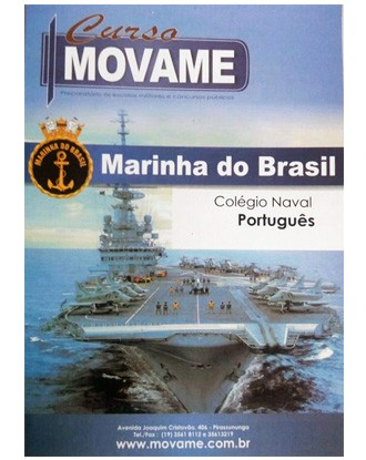 Português Colégio Naval  - MOVAME CURSOS EDUCACIONAIS