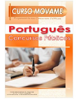 Português Concurso Público  - MOVAME CURSOS EDUCACIONAIS