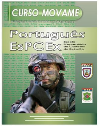 Português EsPCEx  - MOVAME CURSOS EDUCACIONAIS