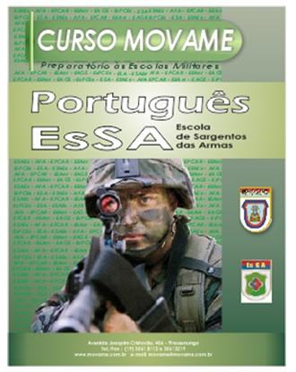 Português EsSA  - MOVAME CURSOS EDUCACIONAIS