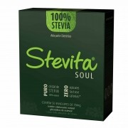 Adoçante 100% Stevia Soul Sachê 0,7g x 50 - Stevita