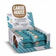 Alfarroba com Biscoito de Arroz Integral Sem Açúcar 10g x 18 - Carob House