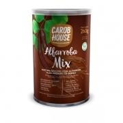 Alfarroba Mix Lata Zero Açúcar 260g - Carob House
