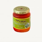 ApiLimão Mel e Extrato de Própolis sabor Limão 300g - Apis Flora